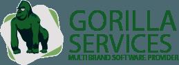 Logo Gorilla Services